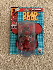 Deadpool Be@rbrick Bearbreak Marvel Toy Figure FREE FAST SHIPPING!