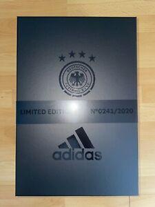 Adidas DFB EM 2020 Sondertrikot Limited Edition Toni Kroos 8 Gr L Heat Rdy