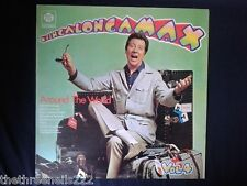 VINYL LP - AROUND THE WORLD - MAX BYGRAVES - NSPL18410