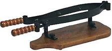 Morsa per prosciutto crudo Supporto e manici in legno porta stringi taglia CASA