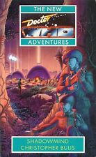 7th Dr Doctor Who Virgin New Adventures Book - SHADOWMIND - (Mint New)