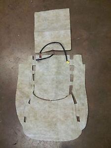 JAGUAR XJ8 XJ8L VANDEN PLAS RIGHT FRONT SEAT HEATING ELEMENTS 2PC 1998 - 2003
