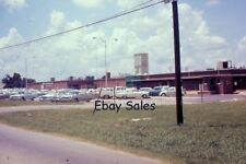 #A9 d Amateur 35mm Slide-Photo- Factory- Cars- 1965