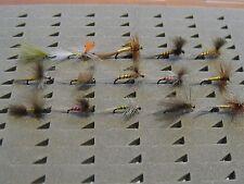 15 moscas surtidas, anzuelo sin muerte. Pesca a mosca. FLY FISHING (43)