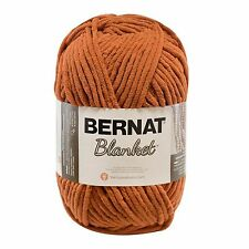 Bernat Blanket Yarn Pumpkin Spice 300 Gram Skein Super Bulky 6 Yarn
