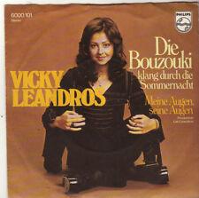 """Vicky Leandros """" Die Bouzouki klang durch die Sommernacht / Meine Augen """" (1973)"""