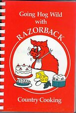 Razorback Country Cooking: Going Hog Wild by Vicki Speck & Suzie Brown #9