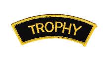 Trophy Shoulder Embroidered Patch