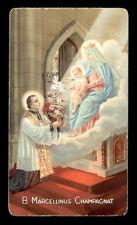 "santino-holy card"""" ediz. AR S.MARCELLINO CHAMPAGNAT"
