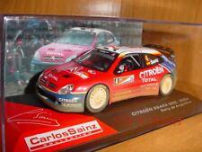CITROEN XSARA WRC CARLOS SAINZ 1:43 ARGENTINA 2004 #4