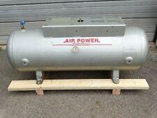 60 Gallon Horizontal Air Compressor Receiver Tank 200 Psi 450 Max Pu Only 18405
