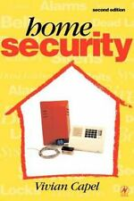 Home Security : Alarms, Sensors and Systems by Vivian Capel (1997, Paperback,...