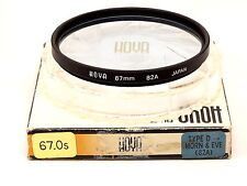 NEW HOYA 67mm  82A Cooltone Correction Filter - Free UK Postage