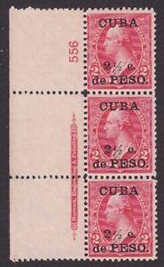 US Possessions of Caribbean 1899 ☀ Scott 223A  Washington Surcharged ☀ MNH (**)