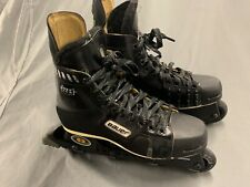 Bauer H5 Professional Off Ice Hockey Roller Hockey Roller Blades - Size 9.5