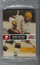 2005-06 Minnesota Golden Gophers complete 27 card set