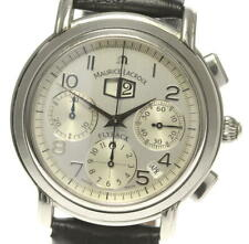 MAURICE LACROIX Masterpiece flyback 15827 Small seconds AT Men's Watch_418277
