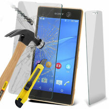 Genuine Premium Tempered Glass Film Screen Protector for Sony Xperia M5
