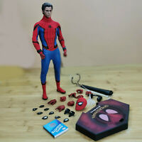 """1/6 Scale Spider-Man Homecoming 12"""" Action Figure Collection NEW IN BOX"""