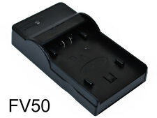 Battery Charger for Sony DCR-SX44E DCR-SX44R DCR-SX45 DCR-SX45/B DCR-SX45/L