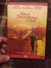 What Dreams May Come (Dvd, 2003) Robin Williams Cuba Gooding Jr 1998