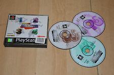 jeu PS1 CAPCOM GENERATION n°2 3 et 4 - playstation 1