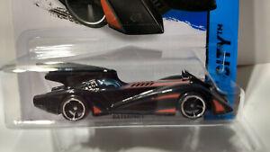 Hot Wheels - Batmobile - HW City - 2015 - Batman 63/250