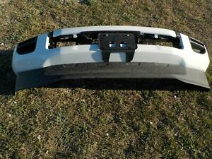 2020 Ford F250 F350 Super Duty Painted Front Bumper LED Fog Light holes 2021 ACC