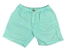 "Chubbies Size M L Blue Shorts Weekend Fun Slogans 5"" Inseam"