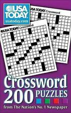 USA TODAY Crossword: 200 Puzzles from The Nation's No. 1 Newspaper (USA Today Pu