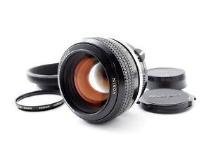 Nikon NIKKOR 55mm F/1.2 Non AI Manual Focus MF Lens From Japan【Near Mint】813866