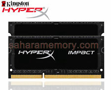 32GB Kit (2x16G) Kingston DDR4 2400 Hyper Memory SODIM HX424S14IBK2/32 iMac Dell