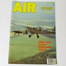 Air Pictorial - December 1991 - Chinook, Auster, de Havilland DH-66, Spitfire