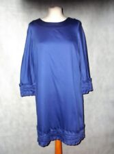 Pretty bluebell blue tunic dress from WHISTLES size 14