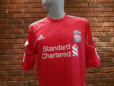 Vintage Rare Liverpool football shirt 2010. Size Large