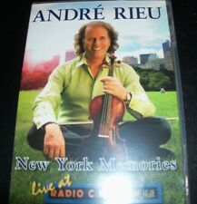 Andre Rieu New York Memories Live At Radio City (Australia All Region) DVD