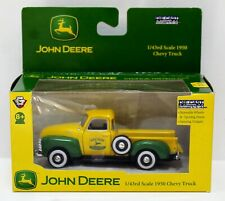 Gearbox 57111 1:43 1950 Chevrolet 3100 Pickup John Deere MIB