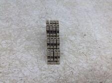 Conta-Clip IKD 2,5/Q Tan Din Rail Wire Terminal IKD 2.5/Q Lot of 4