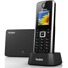 """Yealink SIP-W52P Teléfono VoIP 5 cuentas SIP Pantalla 1.8"""" a color Pantalla LCD"""