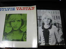 Sylvie Vartan 1964 Japan Tour Book w Flyer Johnny Hallyday Concert Program Ye Ye