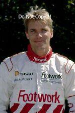 Stefan Johansson movimento dei piedi FRECCE F1 Ritratto Fotografia 1991 2