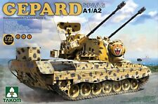 Takom (三花) 1/35 Bundeswehr Flakpanzer 1 Gepard SPAAG A1/A2 #2044 *New*sealed*