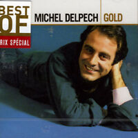 Michel Delpech - Gold [New CD] France - Import