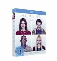 HUMANS-DIE KOMPLETTE 2.STAFFEL William Hurt, Gemma Chan 2 BLU-RAY NEUF
