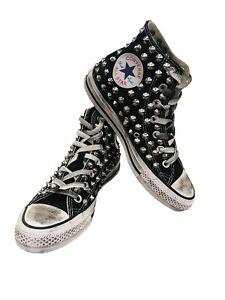 Converse all star nere alte 38 | Acquisti Online su eBay