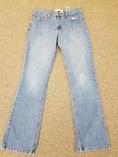 LEVIS Signature Womens 10M Mid Rise Boot Cut Denim Blue Jeans