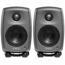 Genelec Pro Audio Speakers & Monitors