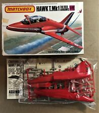 MATCHBOX PK-27 - HAWK T.Mk51 THE RED ARROW - 1/72 PLASTIC KIT NUOVO