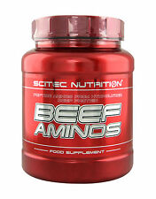 Scitec Nutrition BEEF AMINO 200 Caps From Hydrolyzed Beef Protein