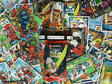 Lego Ninjago Serie 5 Trading Card Cards Game aus 252 Sammelkarten aussuchen NEU